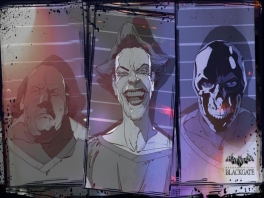 Naast deze knappe tronies zijn er nog veel meer vijanden van de Dark Knight van de partij.