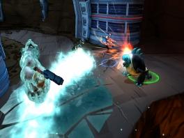 Geweldige special moves om op je vijanden te gebruiken!