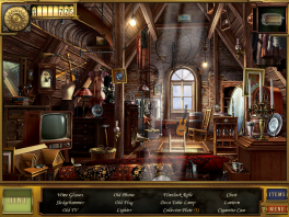 Vind alle objecten in Hidden Objects!