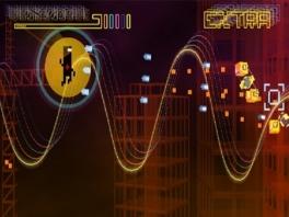 Het concept van Bit. Trip Saga is eenvoudig. De game daarentegen staat bekend om een zeer hoge moeilijkheidsgraad!