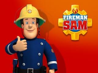 Help Brandweerman Sam de brandjes te blussen!