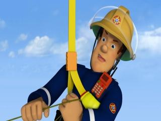 afbeeldingen voor Brandweerman Sam Schiet Te Hulp!