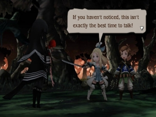 Bravely Second End Layer: Screenshot