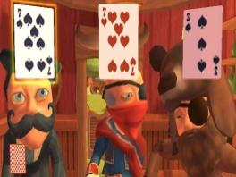 Deze game is gevuld met grappige, vreemde wildwestpersonages!