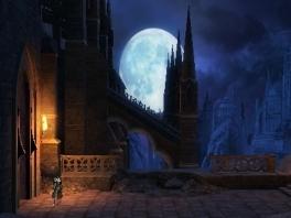 Verken het duistere kasteel van Dracula!
