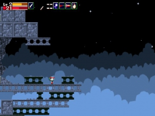Cave Story plaatjes
