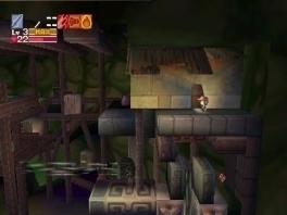 Het originele Cave Story had enkel Pixel Art. Cave Story 3D daarentegen heeft een grafische oppoetsbeurt gekregen.