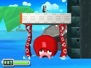 Chibi-Robo! Zip Lash is het eerste 2D platformavontuur in de serie.