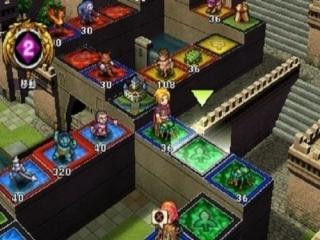Culdcept Revolt: Screenshot