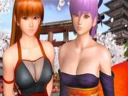 De Dead or Alive franchise staat vooral bekend om haar rondborstige dames.
