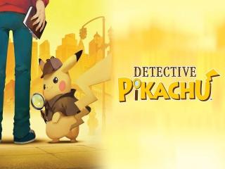 afbeeldingen voor Detective Pikachu