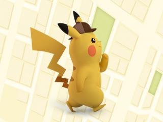 Detective Pikachu plaatjes
