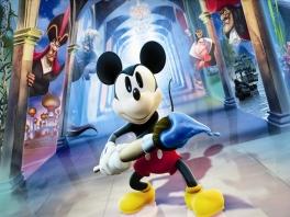 Mickey moet in dit nieuwe avontuur zijn vrienden redden uit de klauwen van Mizrabel.