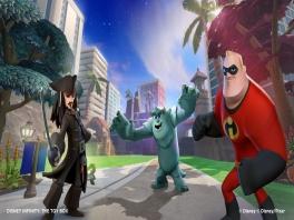 Speel als al je favoriete Disneykarakters uit tientallen films!