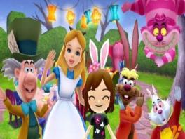 Verken allerlei Disneywerelden, zoals Wonderland!