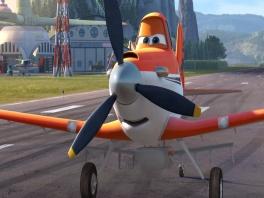 Speel met alle vliegtuigen uit de film!