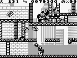 Voor hij loodgieter werd, werkte Mario blijkbaar als bouwvakker.