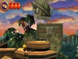 Dit is de remake van de Wii-versie. Op de 3DS kun je kiezen voor 2 of 3 harten.