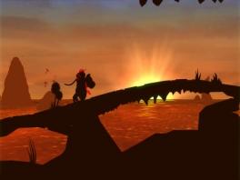 De schaduw levels zien er in 3D nog mooier uit dan op de WII!
