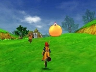 Dragon Quest VIII Journey of the Cursed King: Screenshot
