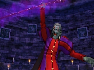 Dragon Quest VIII Journey of the Cursed King plaatjes