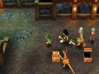 Dragon Quest VII Fragments of the Forgotten Past plaatjes