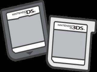 Gebruik dit opbergdoosje om zowel je DS-games als 3DS-games veilig in op te bergen.