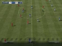 De Legacy Edition is net als elke andere FIFA game alleen werkt het schieten net ietsje anders.