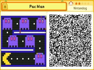 Speel andere spelers hun creaties met behulp van QR-codes.