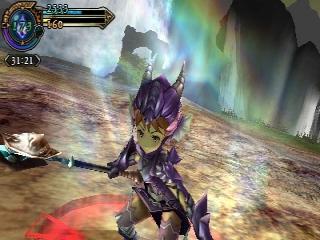 Final Fantasy Explorers: Afbeelding met speelbare characters