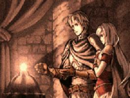 Speel als de tweeling prins Ephraim en prinses Eirika.