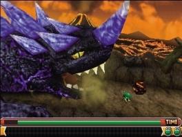 Een nieuwe toevoeging aan de 3DS-versie is dat er ook eindbazen zijn!