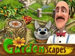 Speel als deze besnorde tuinman, verkoop zoveel mogelijk spulletjes en herstel je tuin!