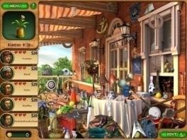 De bedoeling van het spel is om spulletjes te vinden en deze te verkopen aan mensen.