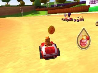 Voor een koekje schiet die Garfield wel in actie.