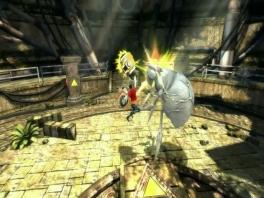 Speel als robothybride en eenmansleger Generator Rex!