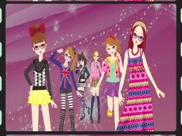 Kleed al deze meisjes zo mooi mogelijk aan!