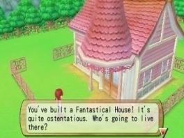 Zo, dat huis heb ik maar mooi even in mijn eentje gebouwd. En dat in maar een paar minuten!
