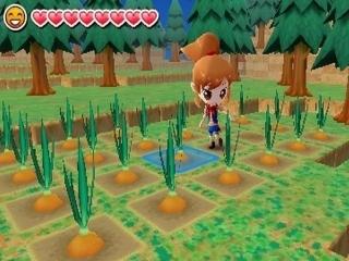 Volgens mij zijn die wortels klaar voor de oogst!