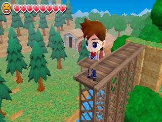 Nieuw is een bouwsysteem waardoor je bruggen, meren of andere zaken kunt bouwen.