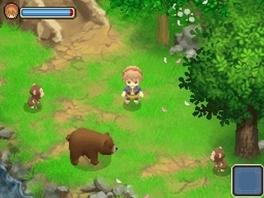 Twee apen en een beer? Laat ik die maar niet opnemen op de boerderij...