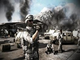 Speel als Amerikaanse elitetroepen in het Midden-Oosten!