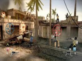 Een multiplayermodus is ook aanwezig.