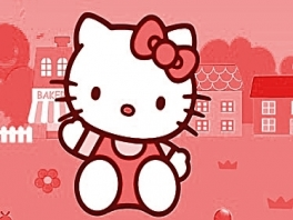 Hallo, Hello Kitty! Speel met je favoriet in je favoriete game!