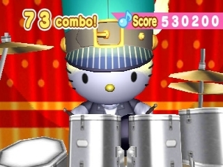 Hello Kitty and Friends Rock N World Tour: Screenshot