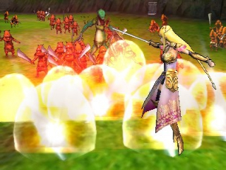 Hyrule Warriors: Legends bevat de gameplay van Dynasty Warriors met elementen uit de <a href = https://www.mario3ds.nl/Nintendo-3DS-spel.php?t=The_Legend_of_Zelda target = _blank>The Legend of Zelda</a>-serie.