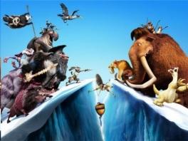 Speel als alle prehistorische diersoorten uit de film!