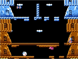 Ice Climber: Screenshot