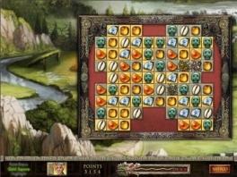 Het spel bevat diverse juwelen en puzzels om te kraken!