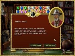 Je krijgt tips van deze archeoloog, Percy Pack!